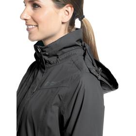 Maier Sports Metor Veste compacte Double épaisseur Femme, black